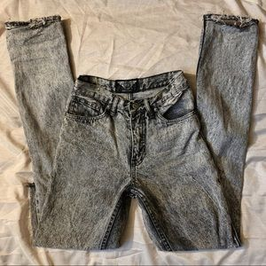 Vintage 80's jeans